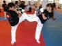 Junior Fighting team training