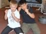 Training with Sensei Lee & Shihan Robert