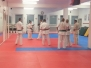 training with the competition group under Shihan Robert